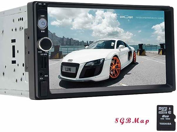 Eincar 17 8 Cm Touch Screen Doppel Din Auto Stereo Elektronik