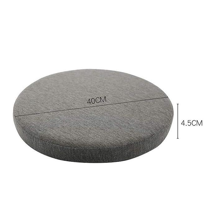 Amazon.com: JangGun Store Round Memory Foam Seat Cushion ...