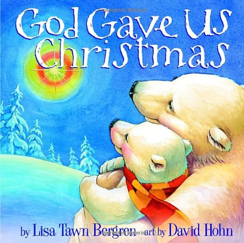 God Gave Us Christmas cover