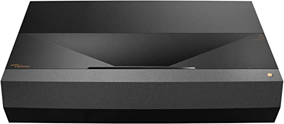 Amazon.com: Optoma CinemaX P1 4K UHD Laser TV Home Theater ...