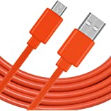 Replacement Flip 4 Charging Cable Micro USB Fast Charger Flat Power Cord for JBL Bluetooth Speaker Flip4 Flip 3 GO Xtreme Cha