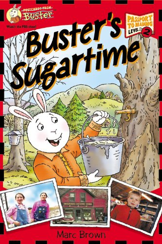 Postcards From Buster: Buster's Sugartime (L2): First Reader Series (Passport to Reading Level 2: Postcards from Buster) by Little, Brown Books for Young Readers