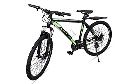 243d4820464 Buy Cosmic Flamingo 26T 21-Speed MTB Bicycle (Green) Online at Low ...