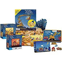 Goodnight, Goodnight, Construction Site Games & Puzzles Gift Set #1