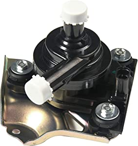 Inverter Coolant Pump Cooling Inverter Water Pump Assembly with Bracket | for 2004-2009 Toyota Prius Hybrid 1.5L | Replace# G9020-47031, 04000-32528