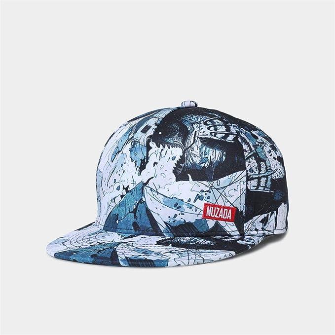 4dcda74ba88943 Image Unavailable. Image not available for. Color: HD Digital Printing  Baseball Cap for Men Women Couple Snapback Bone Br Design Style Hats  Original