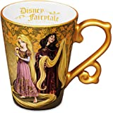 Rapunzel and Mother Gothel Fairytale Mug Disney Store Designer Collection