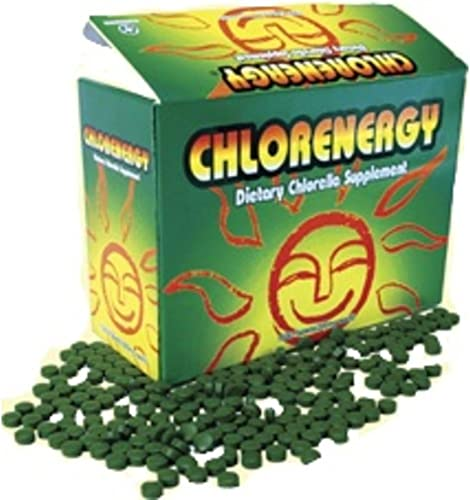 CHLORENERGY Chlorenergy New Generation Chlorella 200mg 1500 TAB