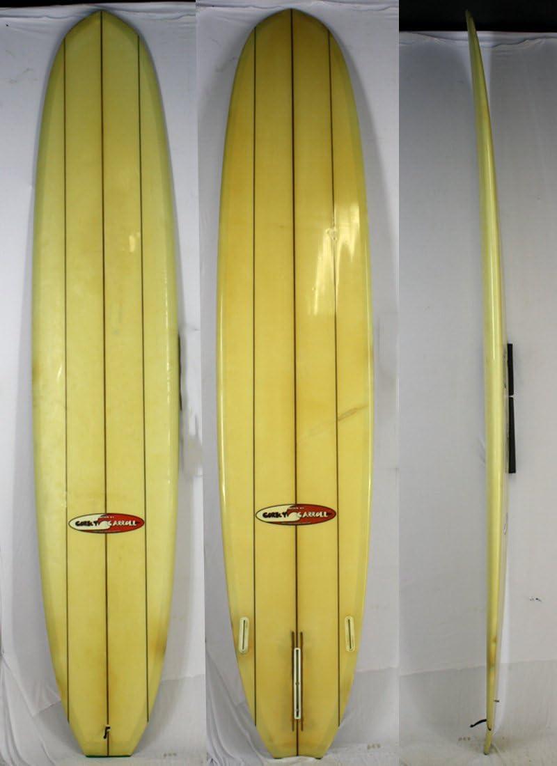 CORKY CARROLL(コーキーキャロル) サーフボード [clear] 308cm ロングボード フィン付き