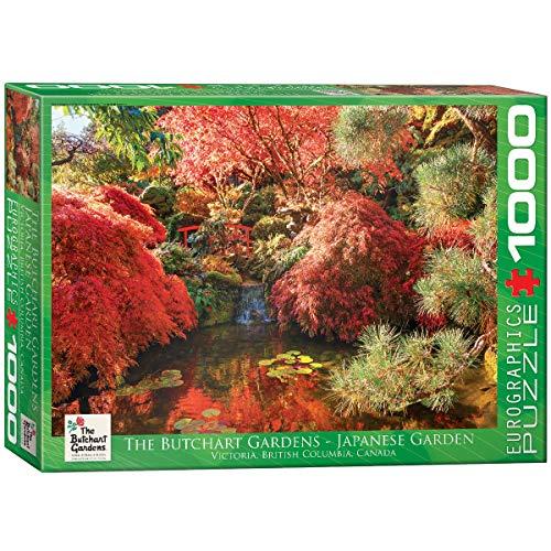 (EuroGraphics Butchart Gardens - Japanese Garden Jigsaw Puzzle (1000-Piece))