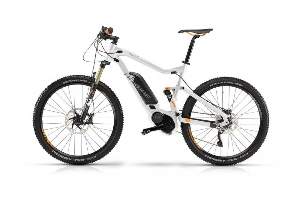 HAIBIKE Xduro FullLife RX - Bicicleta eléctrica para mujer - 27,5