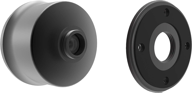 Universal 37 Mm Step Up Adapter Für Zeiss Exolens Zur Kamera