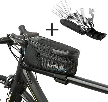 Vbestlife Bike Bag Bicycle Panniers Bag Bike Waterproof Rear Storage Bag Bicycle Back Rack Pouches Cycling Accessory Bicycle Trunk Bag Cycling Rack
