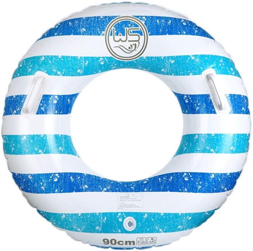 大人の肥厚PVC Q.AWOU水泳リング創造的なファッション旅行休暇水に浮かぶ子供インフレータブルおもちゃ76cm(色:ピンク)