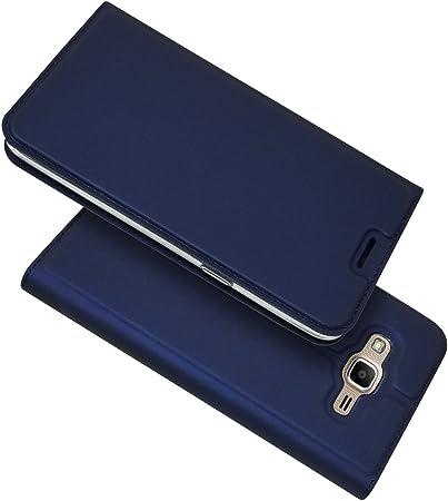 Coque Samsung Galaxy Grand Prime Plus,CaseLover PU Cuir Étui Coque ...