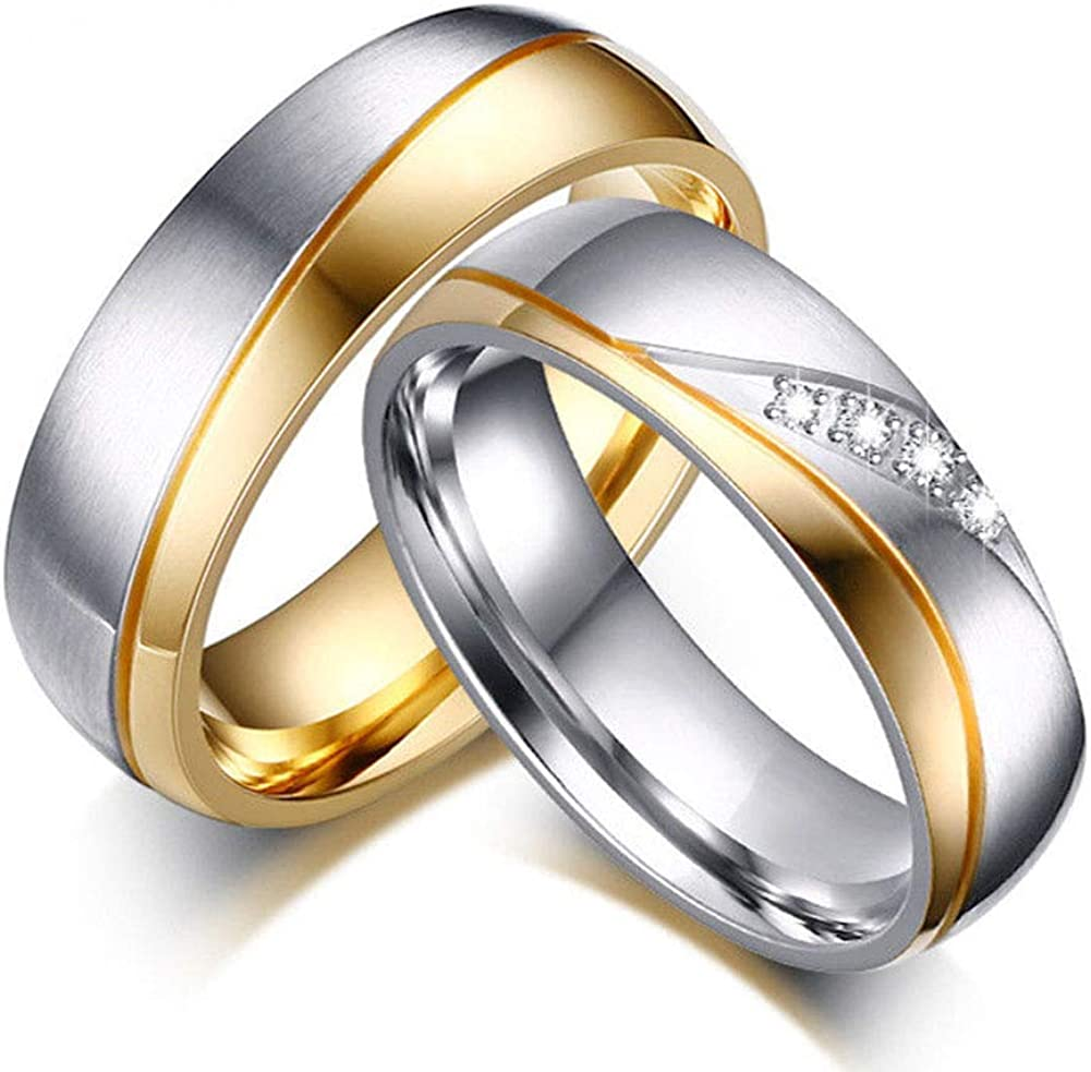 yibenwanligod Shiny Love Heart Pendant Necklace Stud Earrings Jewelry Set
