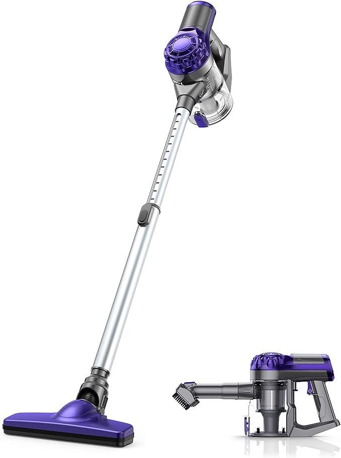 18000Pa Suction 250W 4 in 1 Stick Vacuum US APOSEN H250 Cordless Vacuum Cleaner
