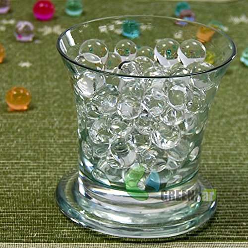 1 Pound Bag of Water Beads - Clear (Pearl Beads Bulk)