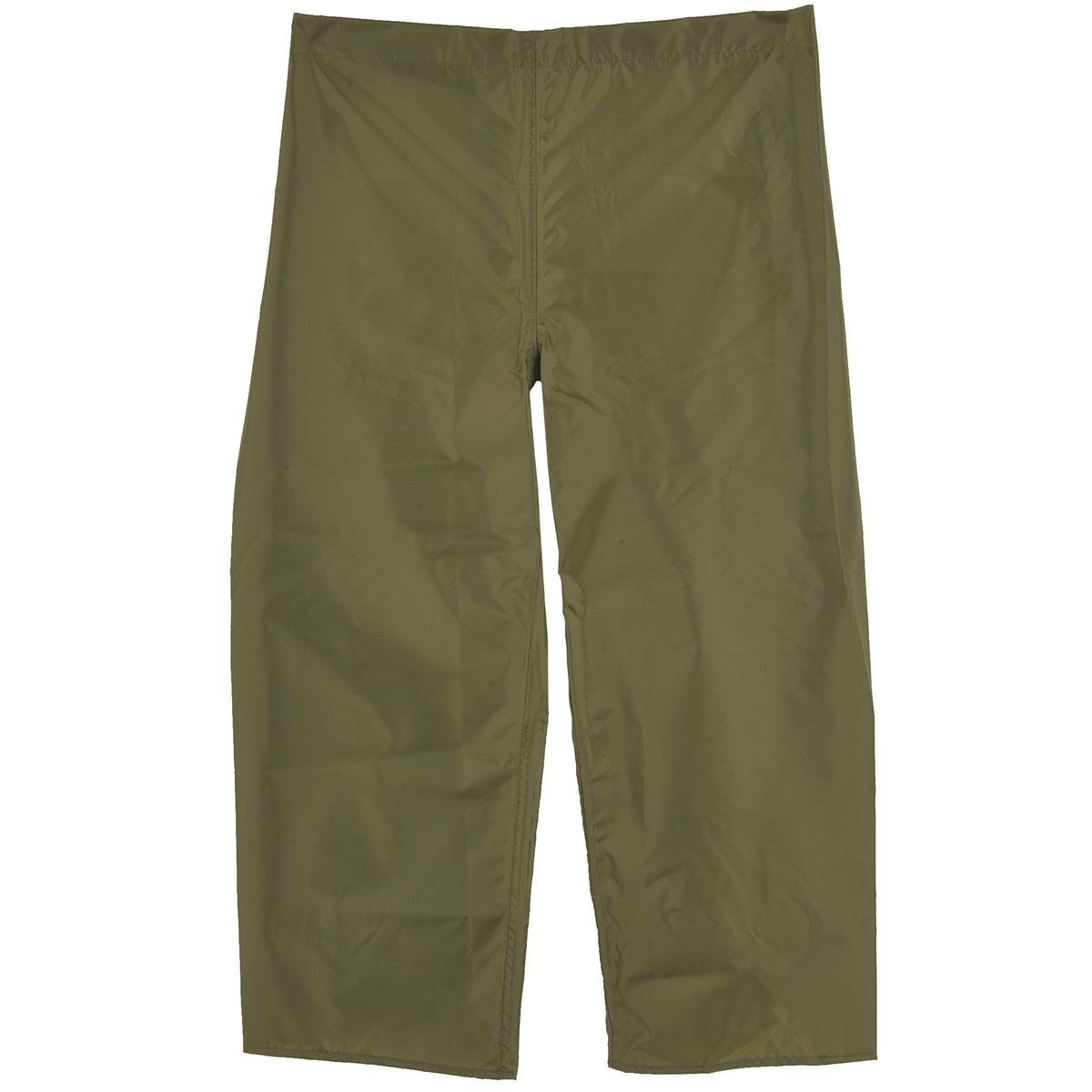 GEMPLER'S Full Front Lower Body Protective Spraying Safety Chaps, Olive Green, Lightweight, Chemical Resistant, One Size Fits Most - Protects from Class III and IV pesticides.