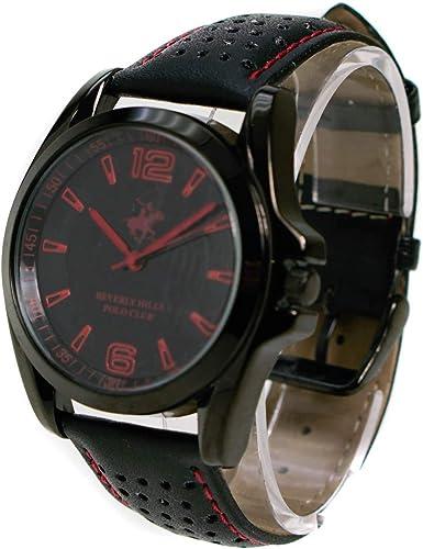 Beverly Hills Polo Club BHW4573GSK - Reloj para Hombres ...