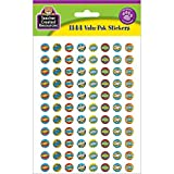 Teacher Created Resources 5643 Superhero Mini Stickers Valu-Pak