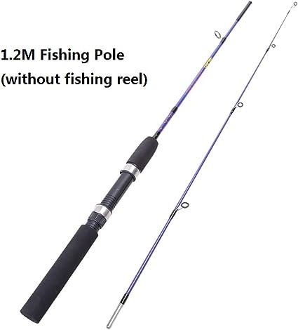 Telescopic Mini Fishing Rods Portable Pen Shape Aluminum Alloy Pocket Reel Poles