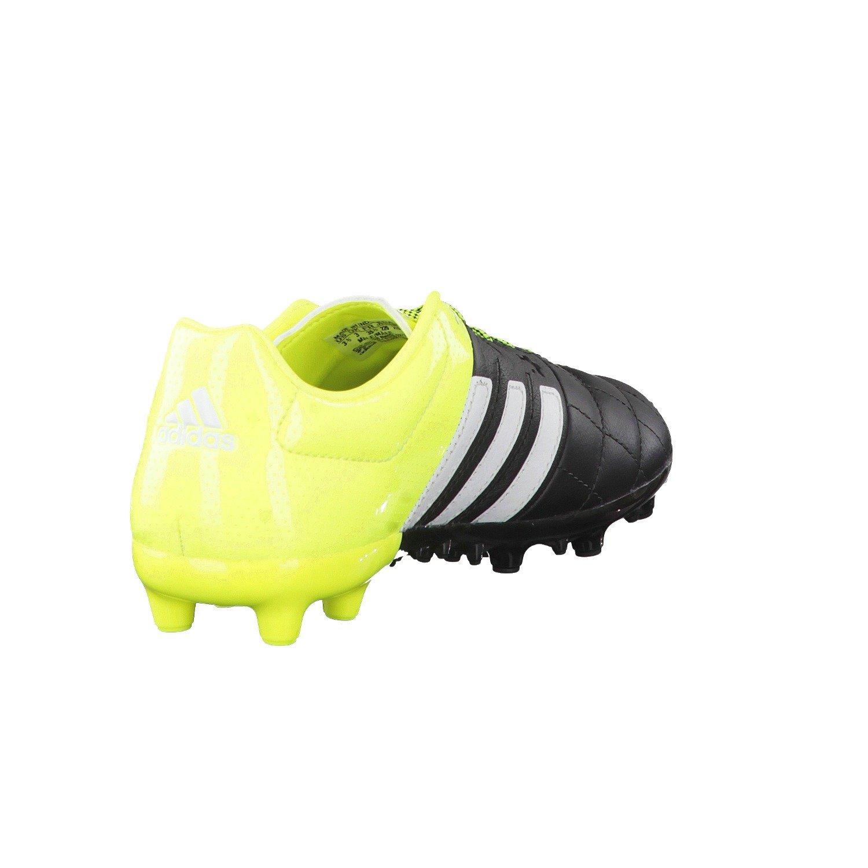 ccbbaf2bc adidas Ace 15.3 FG/AG Leather Junior Soccer Cleats, Size 5: Amazon ...