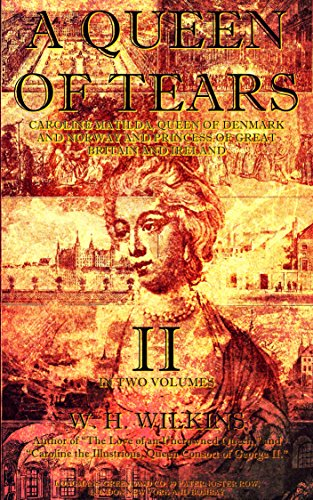 Amazon A Queen Of Tears Vol2 Of 2 Illustrations Caroline