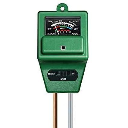DivineXt Soil Tester, 3-In-1 Soil Moisture, Ph Meter