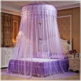 Mosquito Net, Bed Canopy Shelter for Girls Kids(Little Princess)