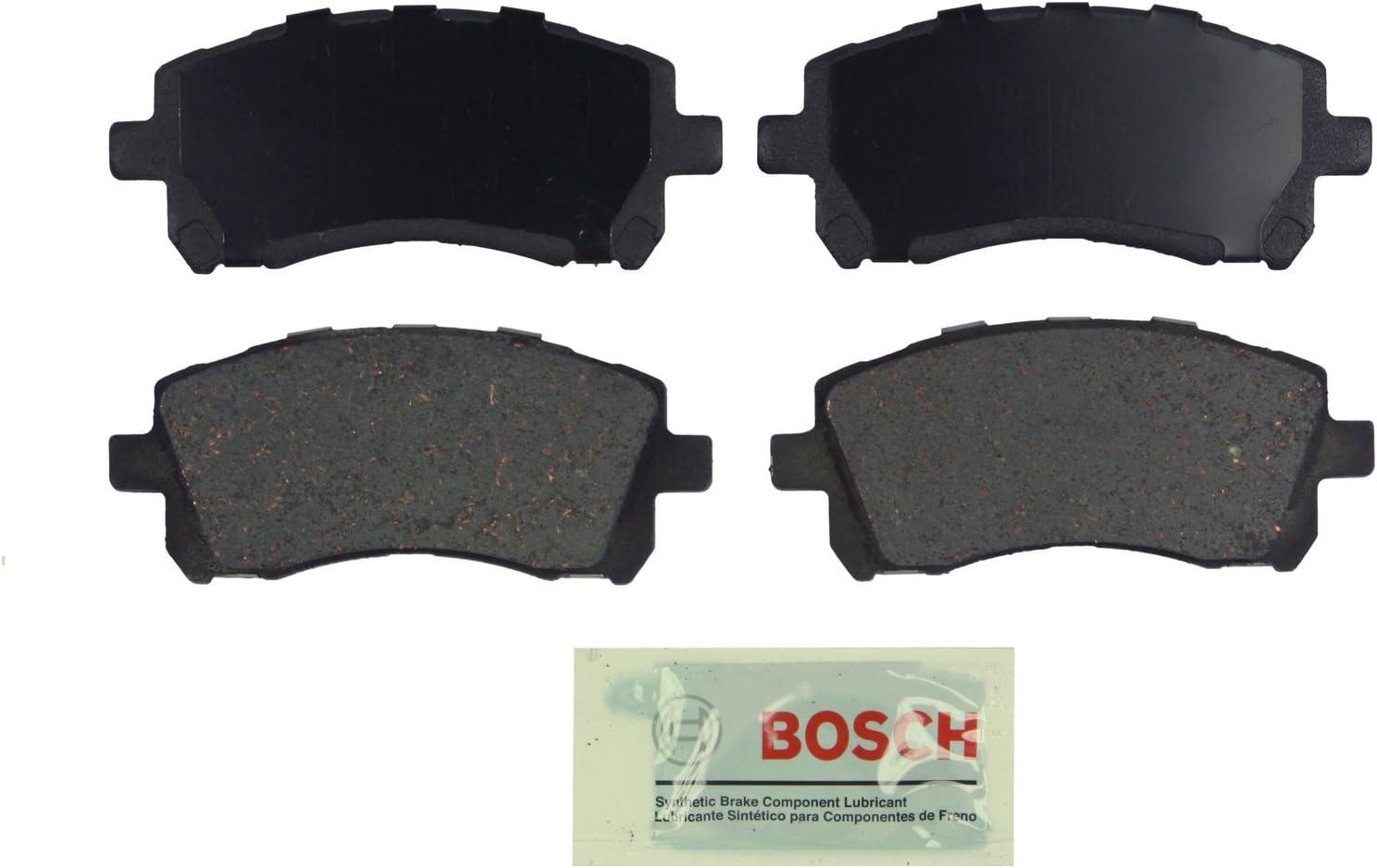 For 1997-2001 Subaru Impreza Legacy Hart Brakes Front Ceramic Brake Pads