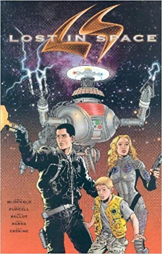 Lost in Space by Dark Horse Comics (1998-08-26)