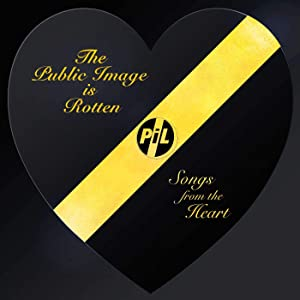 The Public Image Is Rotten: Songs From The Heart [Vinilo]