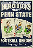 Penn State Football Heroes : Playing Cards, , 0977110745