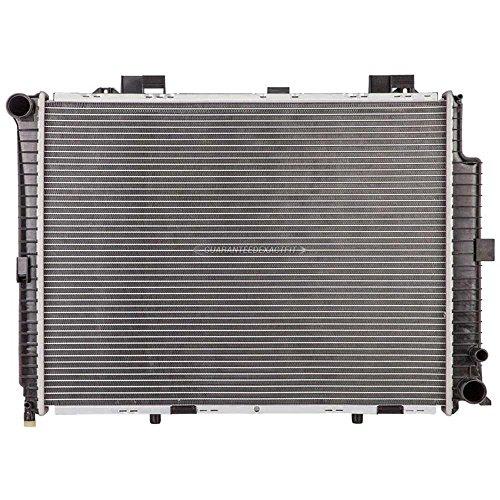 (New Radiator For Mercedes E420 & E430 - BuyAutoParts 19-01577AN)