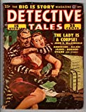 img - for Detective Tales (1950, Sept.) book / textbook / text book