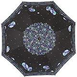 小川(Ogawa) ショートスライド晴雨兼用長傘 手開き 50cm 8本骨 ピーナッツ スヌーピー スクラッチアート UV加工 遮熱遮光加工 はっ水 57240
