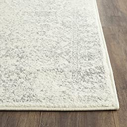 Safavieh Adirondack Collection ADR109C Ivory and Silver Oriental Vintage Runner (2\'6\