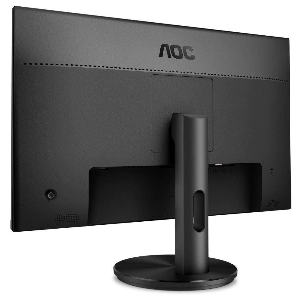 AOC G2590FX 25'' Framless Gaming Monitor, FHD 1920x1080, 1ms, 144Hz, G-SYNC Compatible+AdaptiveSync, 96% sRGB, DisplayPort/HDMI/VGA, VESA, 25 inch, Black / Red by AOC (Image #7)