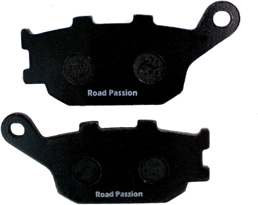 2007 2011//Z 750/ABS ZR 750/l7/F//L8/F//l9/F//Laf//lbf-ft 2007 Road Passion Plaquettes de frein arri/ère pour Kawasaki Z750/ ZR 750/m7/F//m8/F//m9/F//MAF//mbf 2011