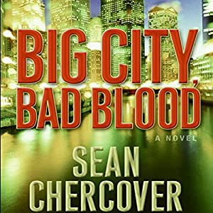 Big City, Bad Blood Audiobook