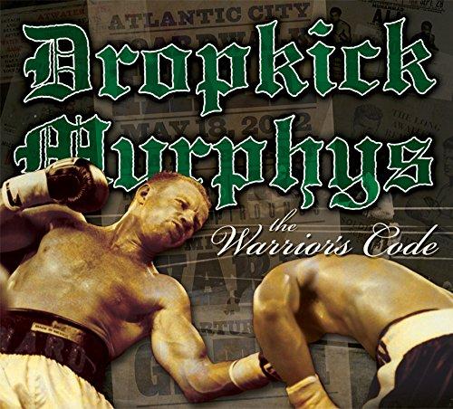 CD : Dropkick Murphys - Warriors Code (Digipack Packaging)