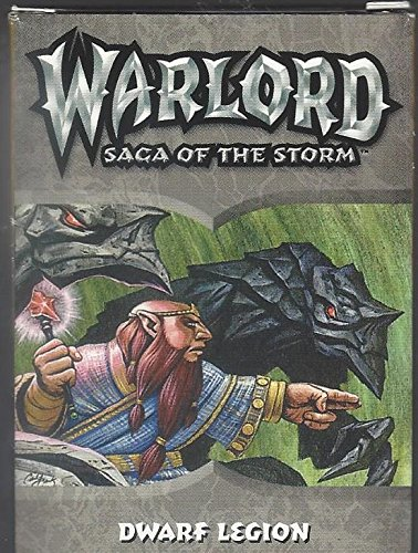 Warlord - Saga of the Storm - Dwarf Legion Deck