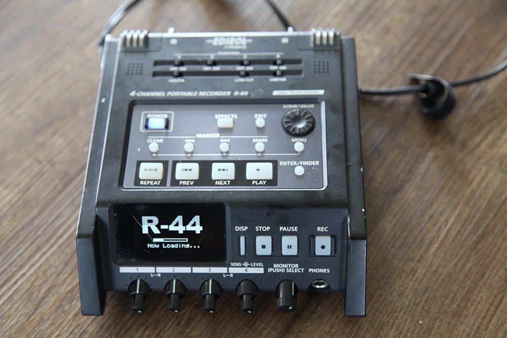 EDIROL 4チャンネルポータブルレコーダー R-44 B0015NB0YG