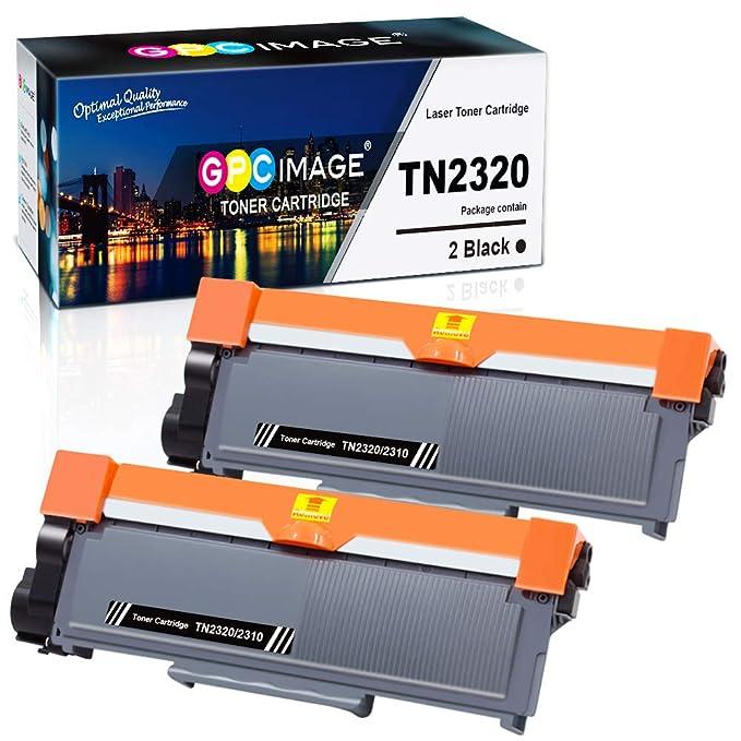 GPC Image TN2320 TN2310 TN-2320 TN-2310 Compatible Cartuchos de ...