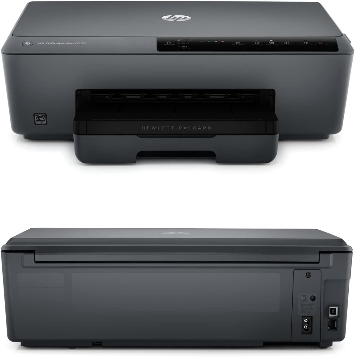 HP Officejet Pro 6230 - Impresora de tinta- B/N 18 PPM, color 10 ...