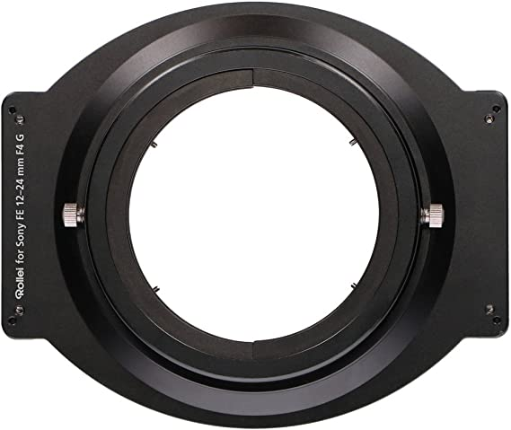 Rollei Profi Rechteckfilter Halterung Für Sony Fe 12 24 Mm F4 G