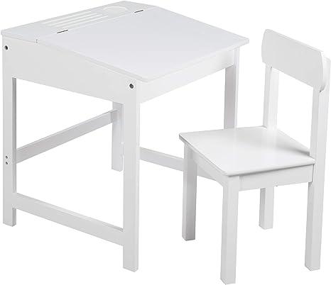 Roba - Atril escolar con silla, mesa de escritorio infantil, juego ...