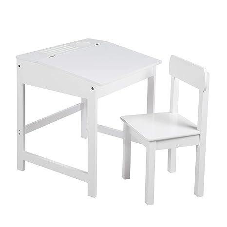 Roba - Atril escolar con silla, mesa de escritorio infantil ...