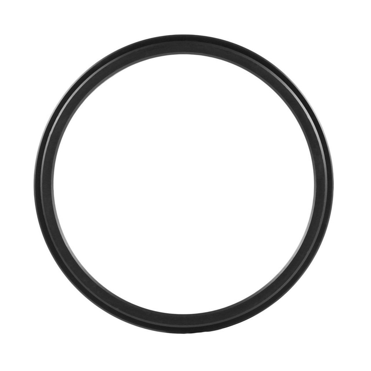 Color:Black&Transparent Black & Transparent 58mm UV Ultra-Violet ...
